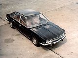 Photos of Tatra T613 Prototype 1970