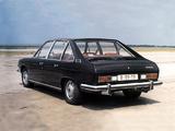 Photos of Tatra T613 Prototype 1970