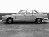 Photos of Tatra T613 Prototype 1971