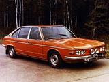 Tatra T613 Prototype 1971 images
