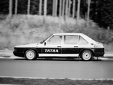 Tatra 623 GTH Safety Car 1992 wallpapers