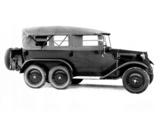 Images of Tatra T72 6x4 1933
