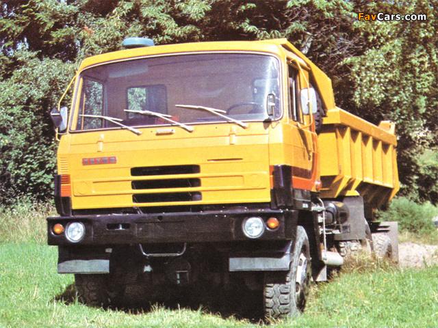 Images of Tatra T815 S1 6x6 1982–94 (640 x 480)