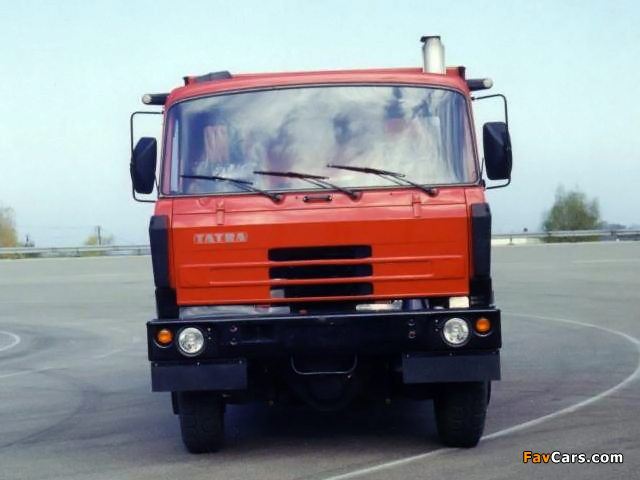 Photos of Tatra T815 S1 6x6 1982–94 (640 x 480)