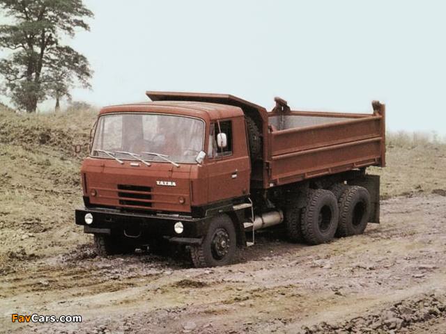 Photos of Tatra T815 S3 1982–94 (640 x 480)