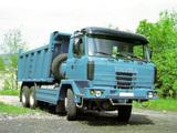 Photos of Tatra T815 260 S24 6x6 1994–98