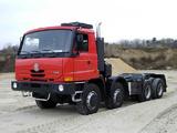 Photos of Tatra T815 P TerrNo1 8x8.2 1998