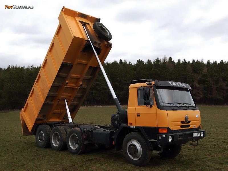 Photos of Tatra T815 TerrNo1 8x6 1998 (800 x 600)