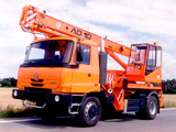 Photos of Tatra T815 TerrNo1 AD10 4x4 1998