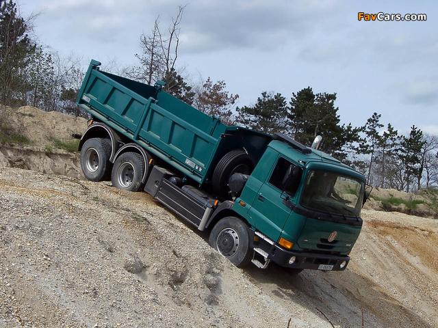 Photos of Tatra T815-280 S25 TerrNo1 6x6 1998 (640 x 480)