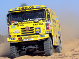 Photos of Tatra T815 4x4 Rally Truck 2006–07