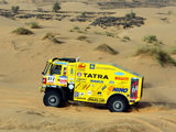 Photos of Tatra T815 4x4 Rally Truck 2006–07