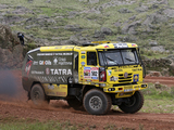 Photos of Tatra T815 4x4 Rally Truck 2007–08