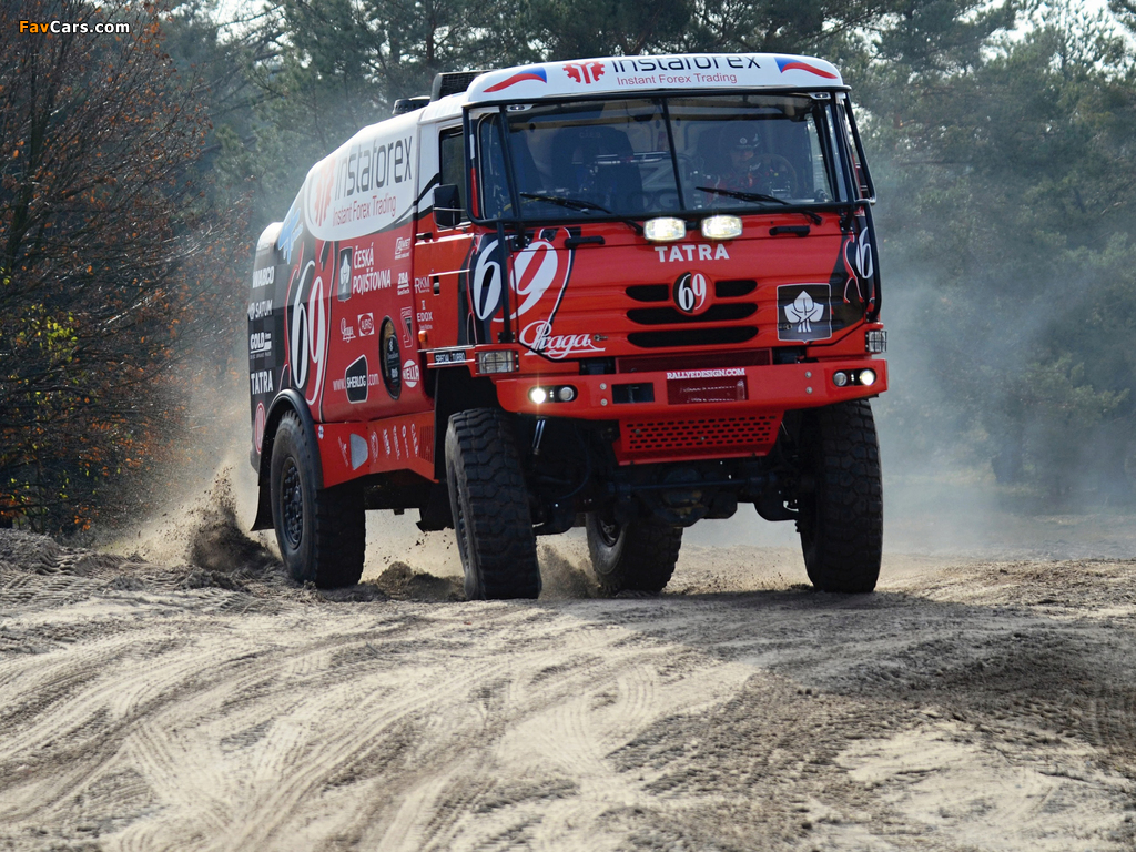 Photos of Tatra T815 2 ZO R45 12.400 4x4 2013 (1024 x 768)