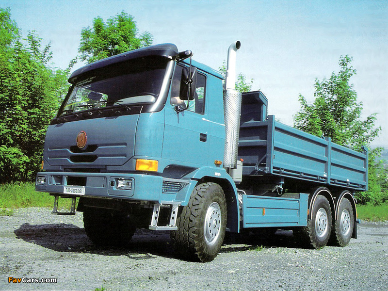 Pictures of Tatra T815 TerrNo1 S13 1998 (800 x 600)