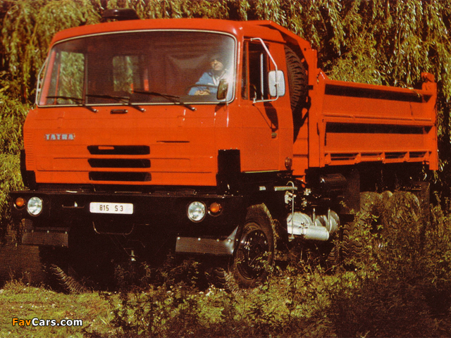 Tatra T815 S3 1982–94 images (640 x 480)