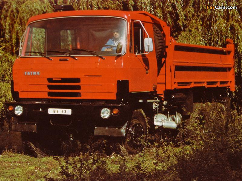 Tatra T815 S3 1982–94 images (800 x 600)