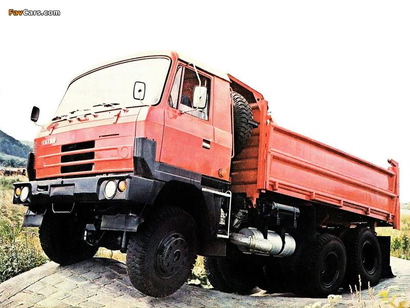 Tatra T815 S3 1982–94 photos (800 x 600)