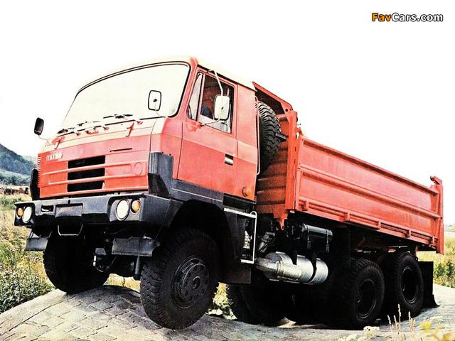 Tatra T815 S3 1982–94 photos (640 x 480)