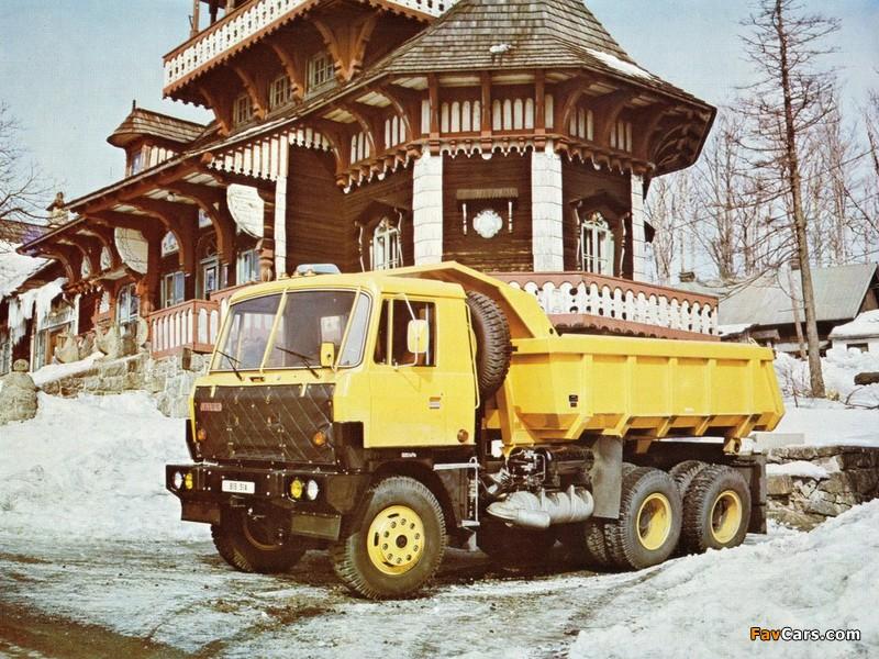 Tatra T815 S1A 6x6 1982–94 photos (800 x 600)