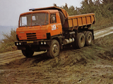 Tatra T815 S1 6x6 1982–94 photos