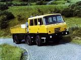 Tatra T815 TP 6x6 1982–94 photos