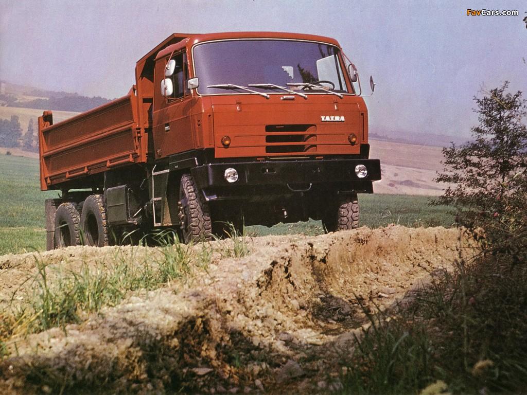 Tatra T815 S3 1982–94 photos (1024 x 768)