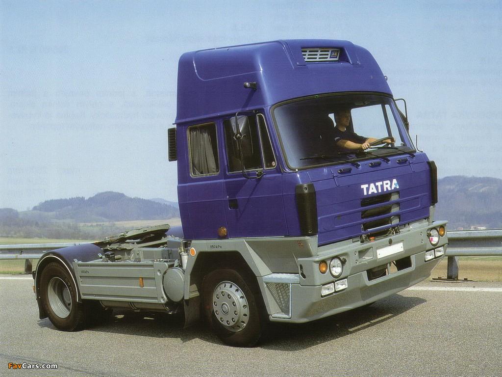 Tatra T815 4x2 1994–98 images (1024 x 768)