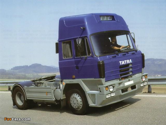 Tatra T815 4x2 1994–98 images (640 x 480)