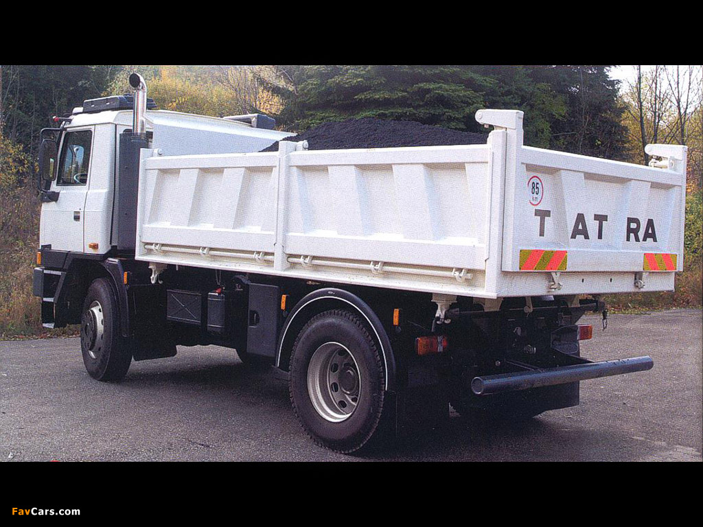 Tatra T815 TerrNo1 4x4 1998 pictures (1024 x 768)
