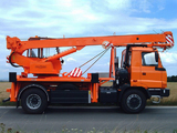 Tatra T815 TerrNo1 AD10 4x4 1998 pictures