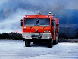 Tatra T815-7 (T817) 6x6 Firetruck 1998 wallpapers