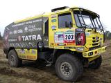 Tatra T815 4x4 Rally Truck 2009–10 photos