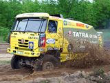 Tatra T815 4x4 Rally Truck 2010–11 wallpapers