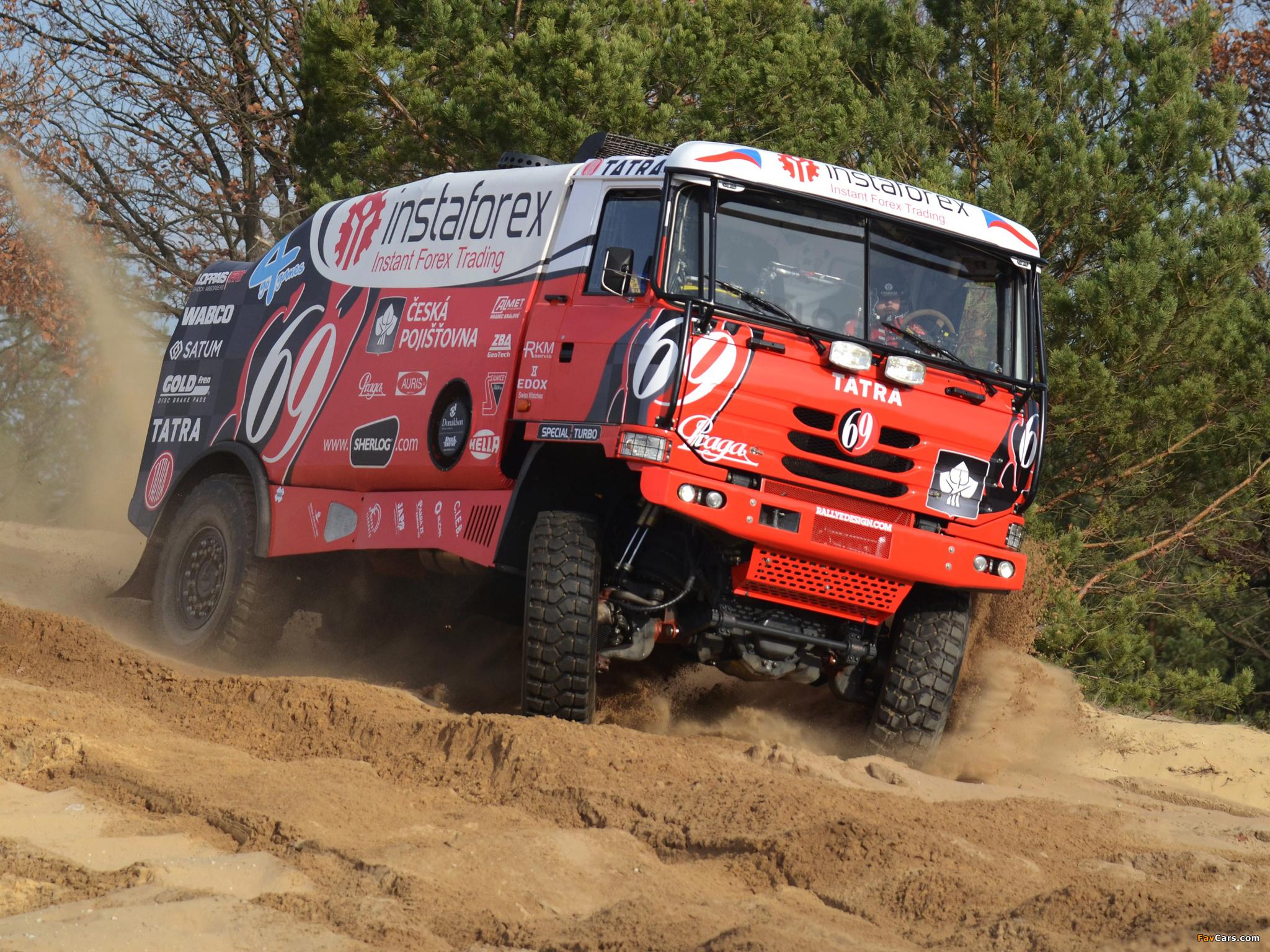 Tatra T815 2 ZO R45 12.400 4x4 2013 images (2048 x 1536)