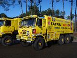 Tatra T815 6x6 Rally Truck images