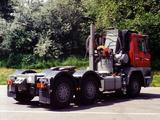 Tatra T815 260 6x6 1994–98 wallpapers
