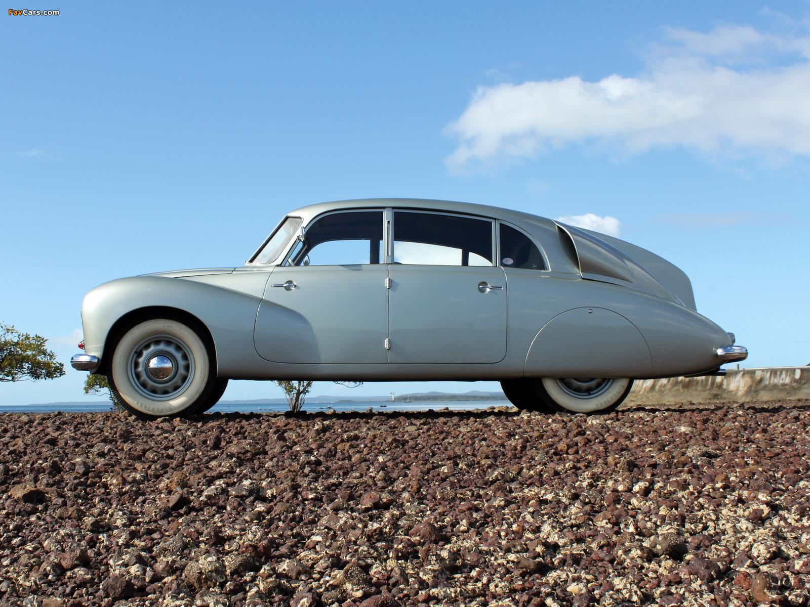 Tatra T87 1936–50 photos (1600 x 1200)