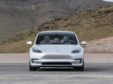 Photos of Tesla Model 3 Prototype 2016