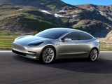 Tesla Model 3 Prototype 2016 pictures