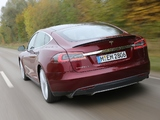 Images of Tesla Model S 2012