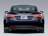 Photos of Tesla Model S 2012