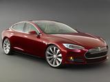 Photos of Tesla Model S 2012