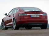 Photos of Tesla Model S P85+ 2013