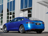 Photos of Brabus Tesla Model S 2015