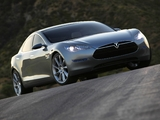 Tesla Model S Concept 2009 pictures