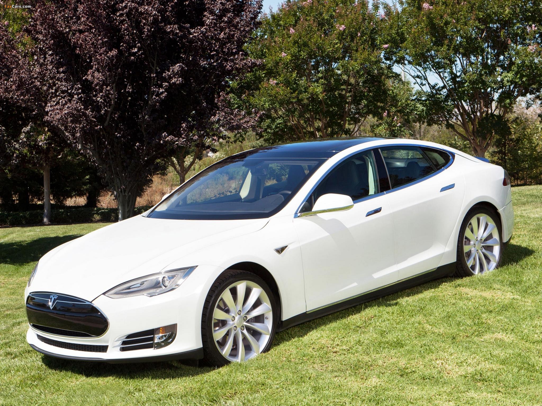 Фото Тесла (Tesla Motors). Фотографии электромобилей Tesla