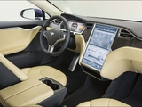 Tesla Model S 2012 images