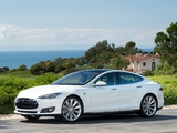 Tesla Model S 2012 photos