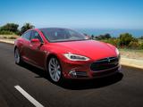 Tesla Model S 2012 pictures